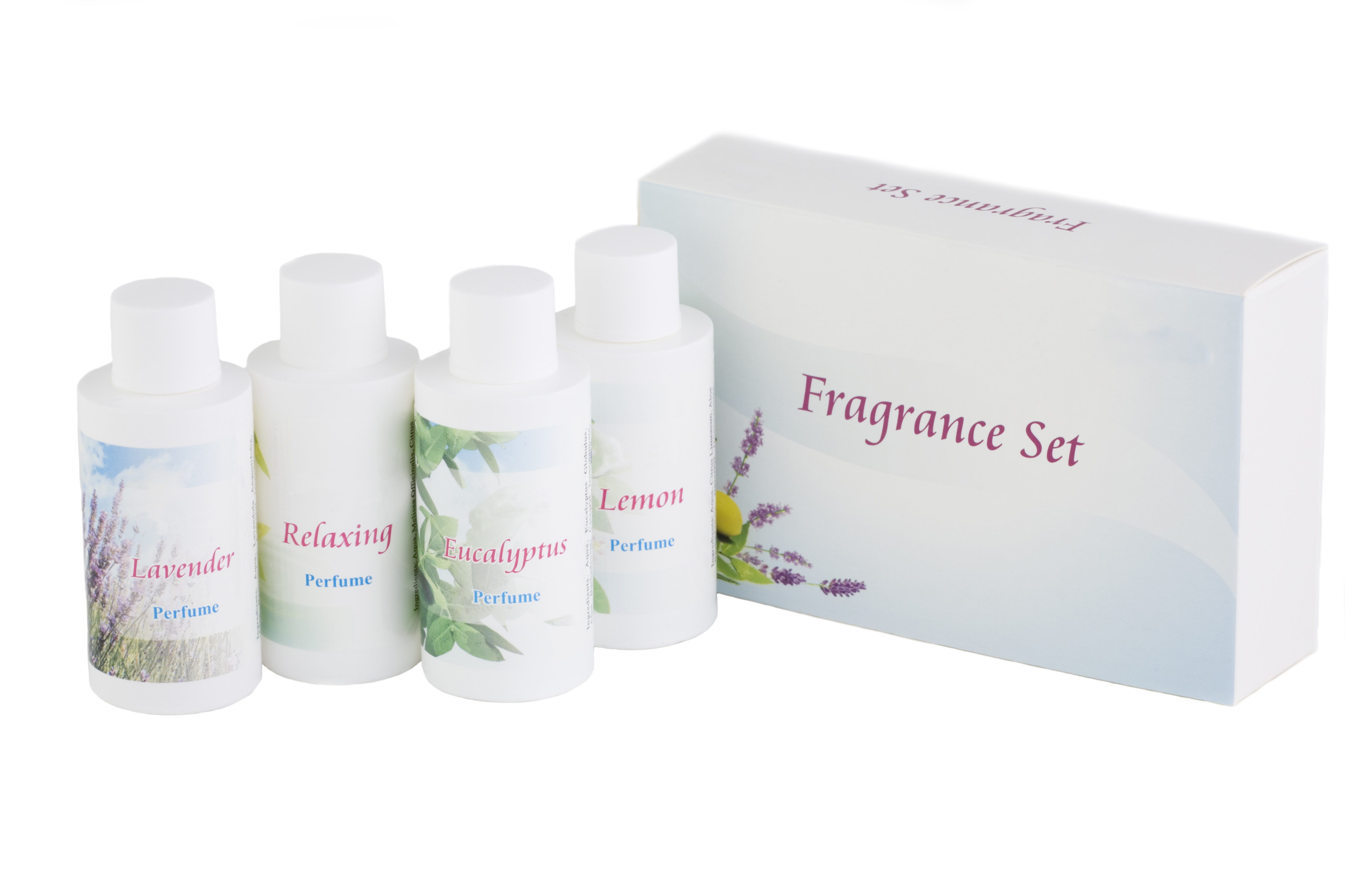 Aromatherapy - picture of fragrance set