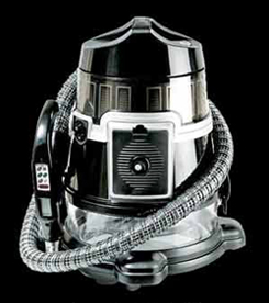 A robo clean hoover